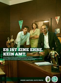 DFB Poster Ehrenamt