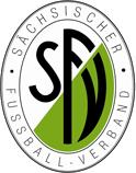 Logo des sächsischen Fußball-Verband e.V.